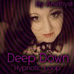 Deep Down Hypnotic Loop Logo