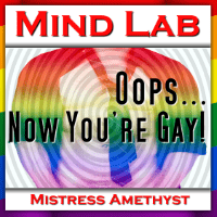 Mind Lab - Oops Now You're Gay Logo