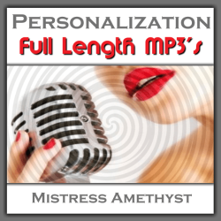 Personalization Full MP3s Logo