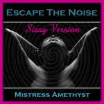 Escape The Noise Sissy Version Logo